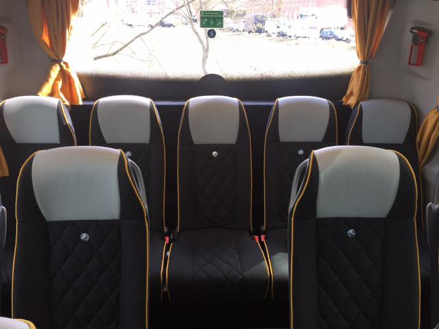 Mercedes-Benz Omnibus MB TOURISMO 17 RHD9